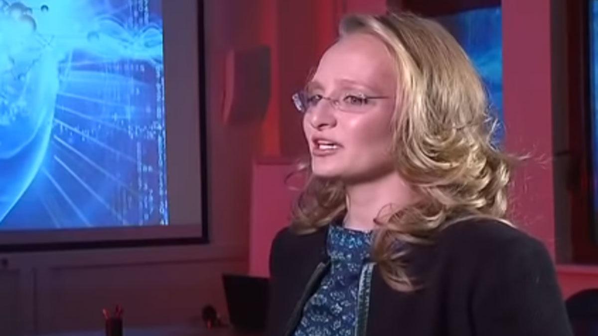 Предполагаемая дочь Путина возглавит создаваемый Институт искусственного...