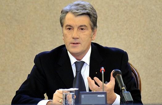 Ющенко перепутал Иран и Ирак