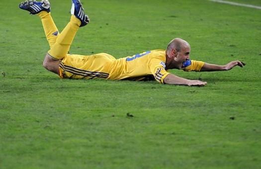Назаренко: матч Греция – Украина буду смотреть дома по телевизору