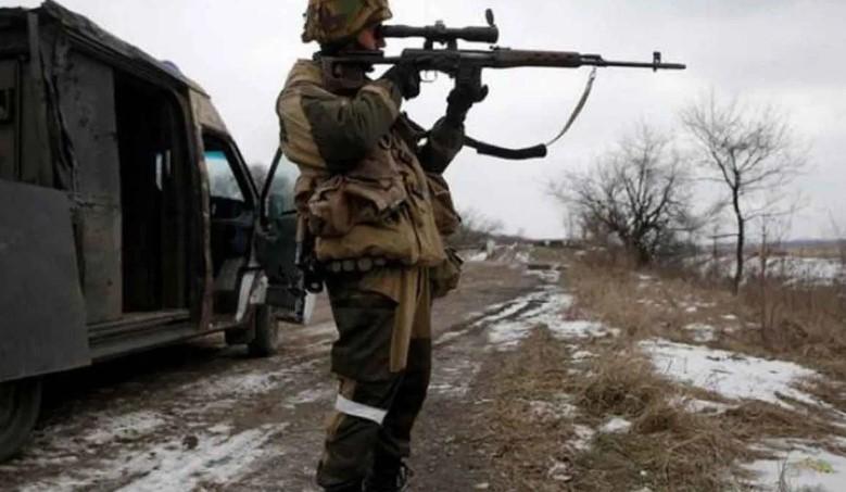 """Не выдержал произвола. Украинским военным сдался снайпер """"ЛНР"""""""