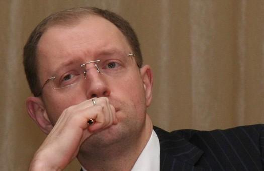 Работники штаба Яценюка потребовали вернуть им долги по зарплате