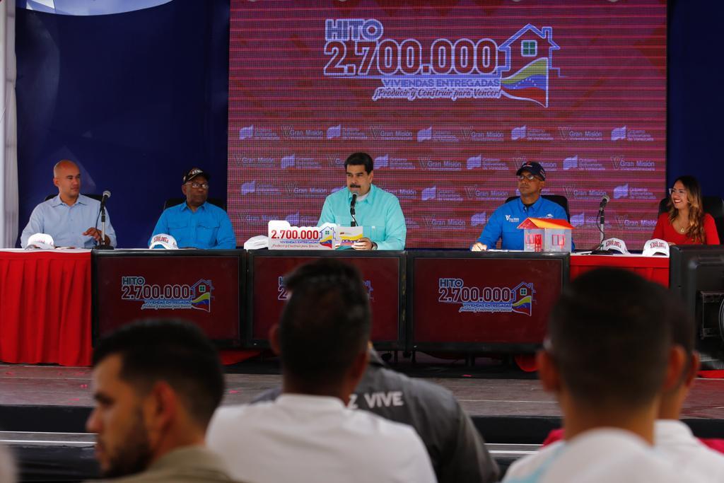 """Власть и оппозиция Венесуэлы договорились о """"постоянном диалоге"""", – Маду..."""