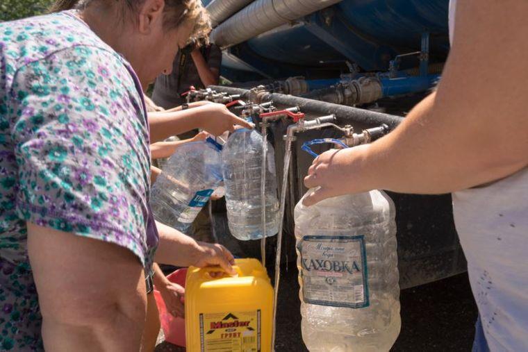 В 29 населенных пунктах Крыма высохли скважины водоснабжения
