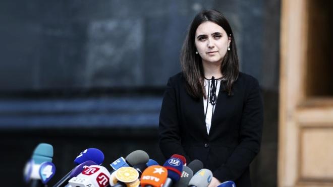 Стала известна зарплата пресс-секретаря Зеленского Юлии Мендель