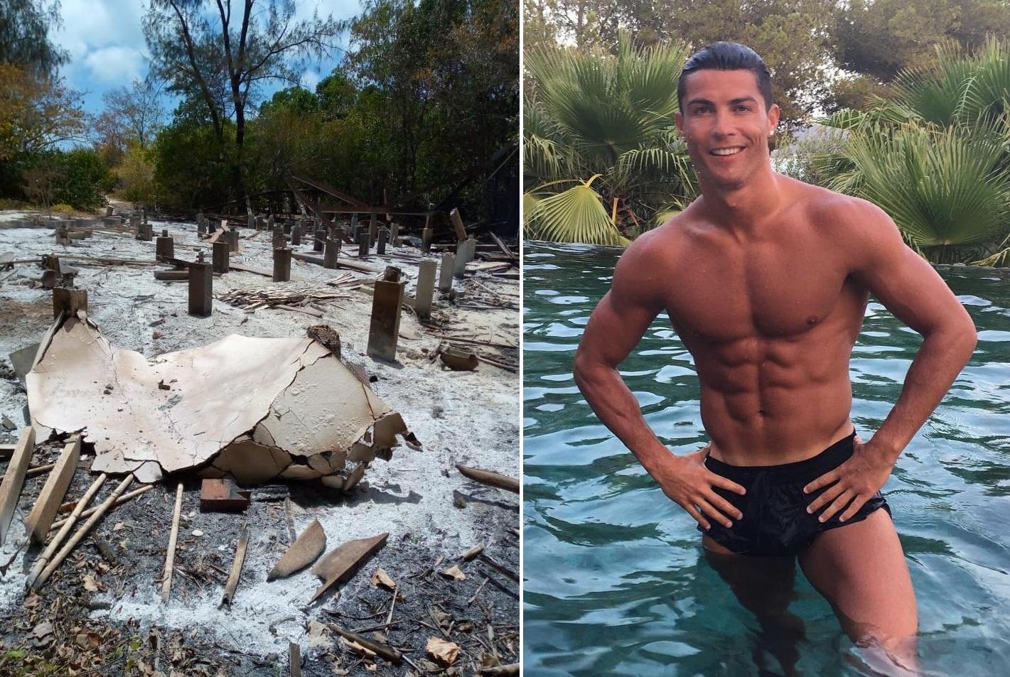 Террористы ИГИЛ уничтожили любимый курорт князя Монако и Криштиану Ронал...