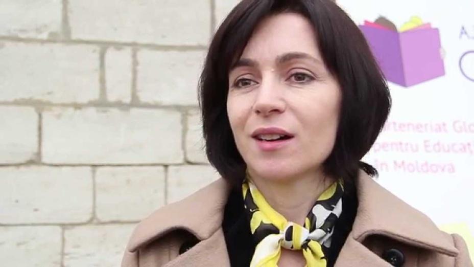 Премьер-министром Молдовы стала проевропейская Майя Санду
