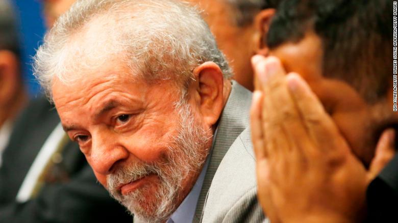 Экс-президент Бразилии заключен в тюрьму