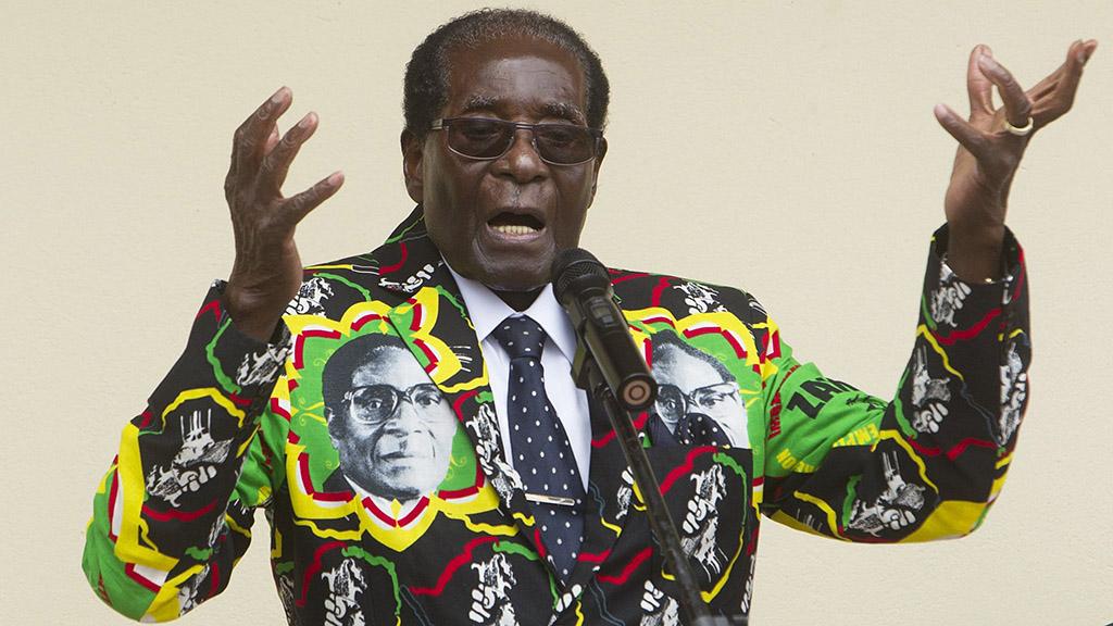 Роберт Мугабе, диктатор Зимбабве, знаменитости умершие в 2019, фото