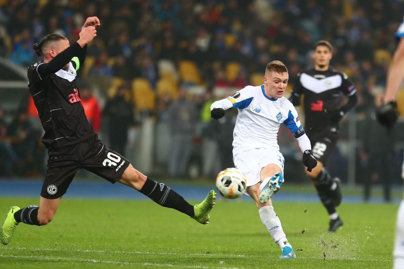 «Динамо» повергло в шок: киевляне вылетают из Лиги Европы, не сумев побе...