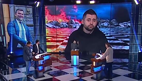 Вода в Крым в обмен на Донбасс: Арахамия говорит, что идея не его, а тел...