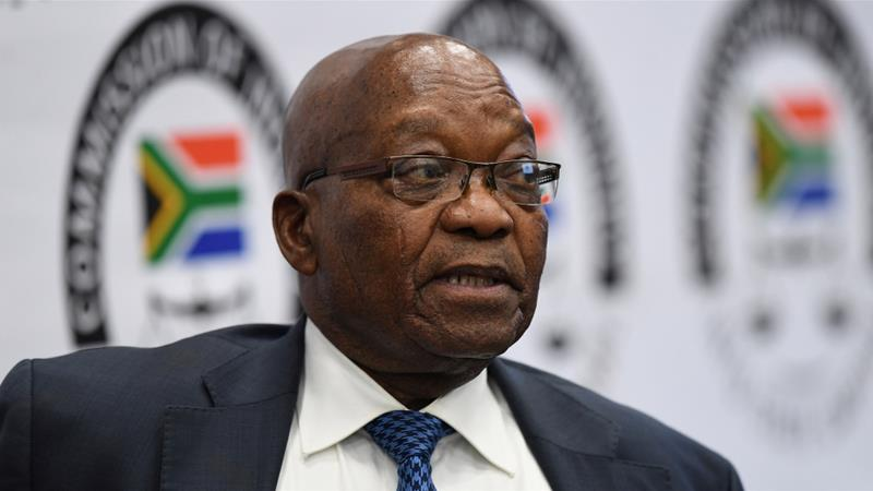 В ЮАР собираются арестовать экс-президента за его неявку в суд