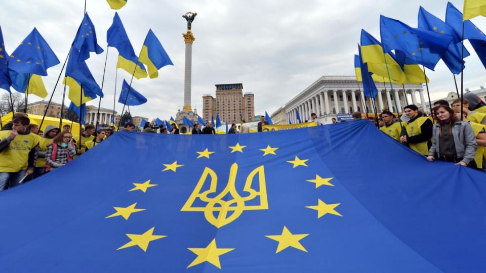 Украинцы оказались в лидерах по числу нелегалов в ЕС