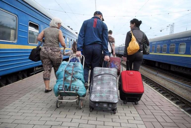 Украина перестала быть главным поставщиком мигрантов в РФ