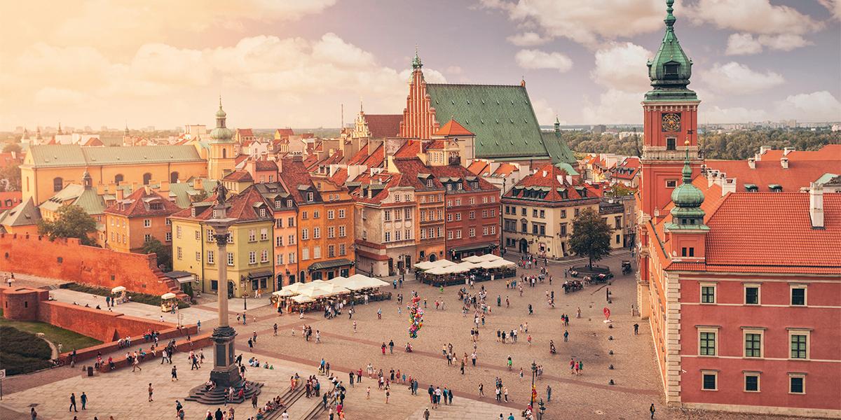 Дорога на Запад. Как увидеть необычную Польшу, путешествуя на поезде