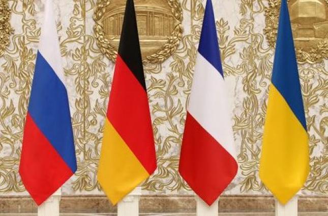 Украина подготовит изменения в Минских соглашениях до следующей встречи...
