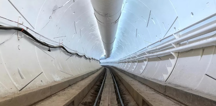 """""""Перегнать улитку"""". Маск объявил конкурс на самое быстрое рытье туннелей..."""