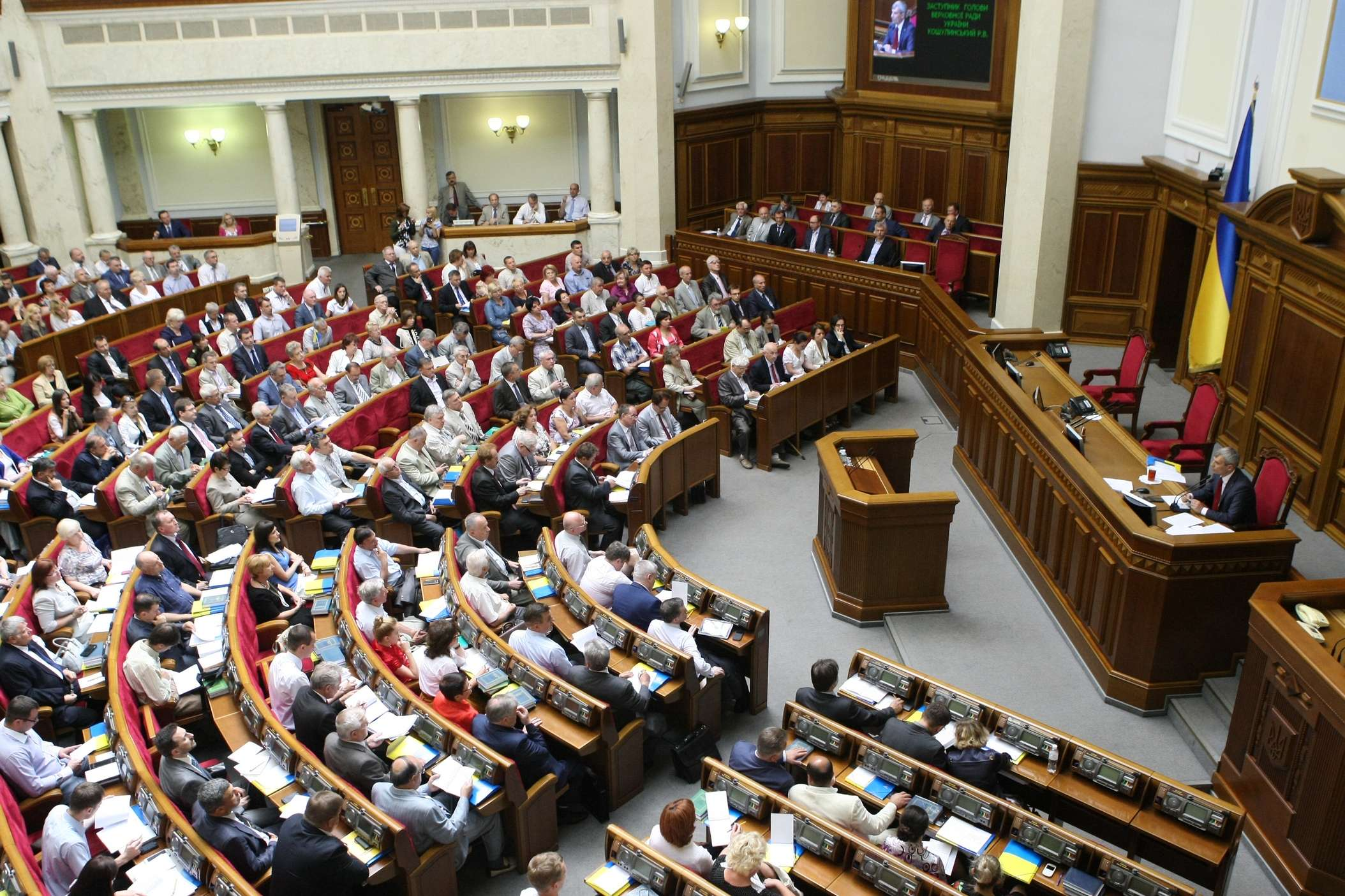 Парламент принял закон о рынке электроэнергии