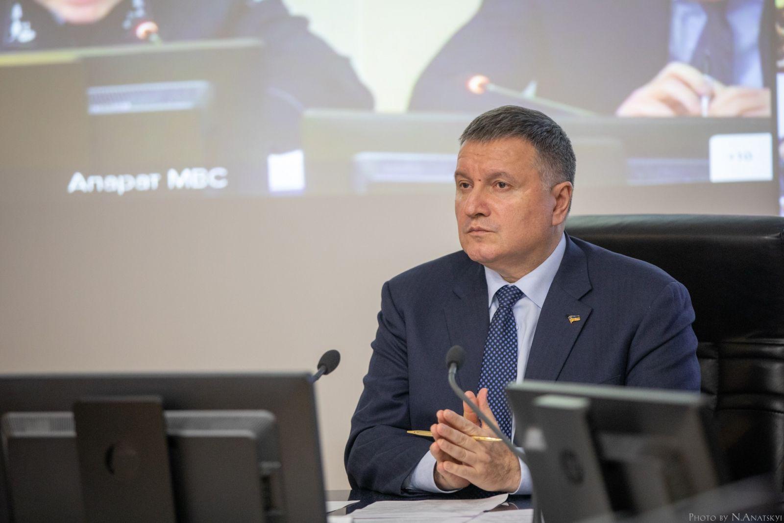 МВД готовы перекрывать движение из-за непогоды, – Аваков