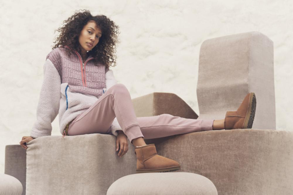 Бренд UGG начнет создавать одежду прет-а-порте