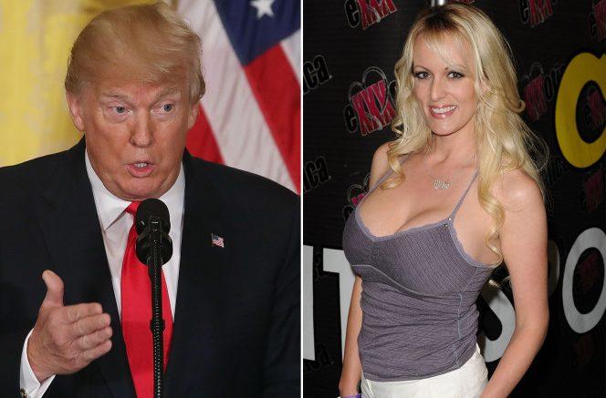 Тайное всегда становится явным. Порноактриса отсудила у Трампа $44 тыс.