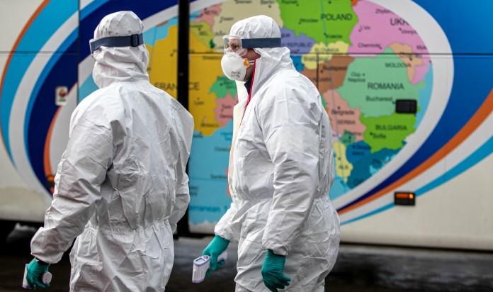 Статистика коронавируса в мире на 10 июня: за сутки число заболевших уве...