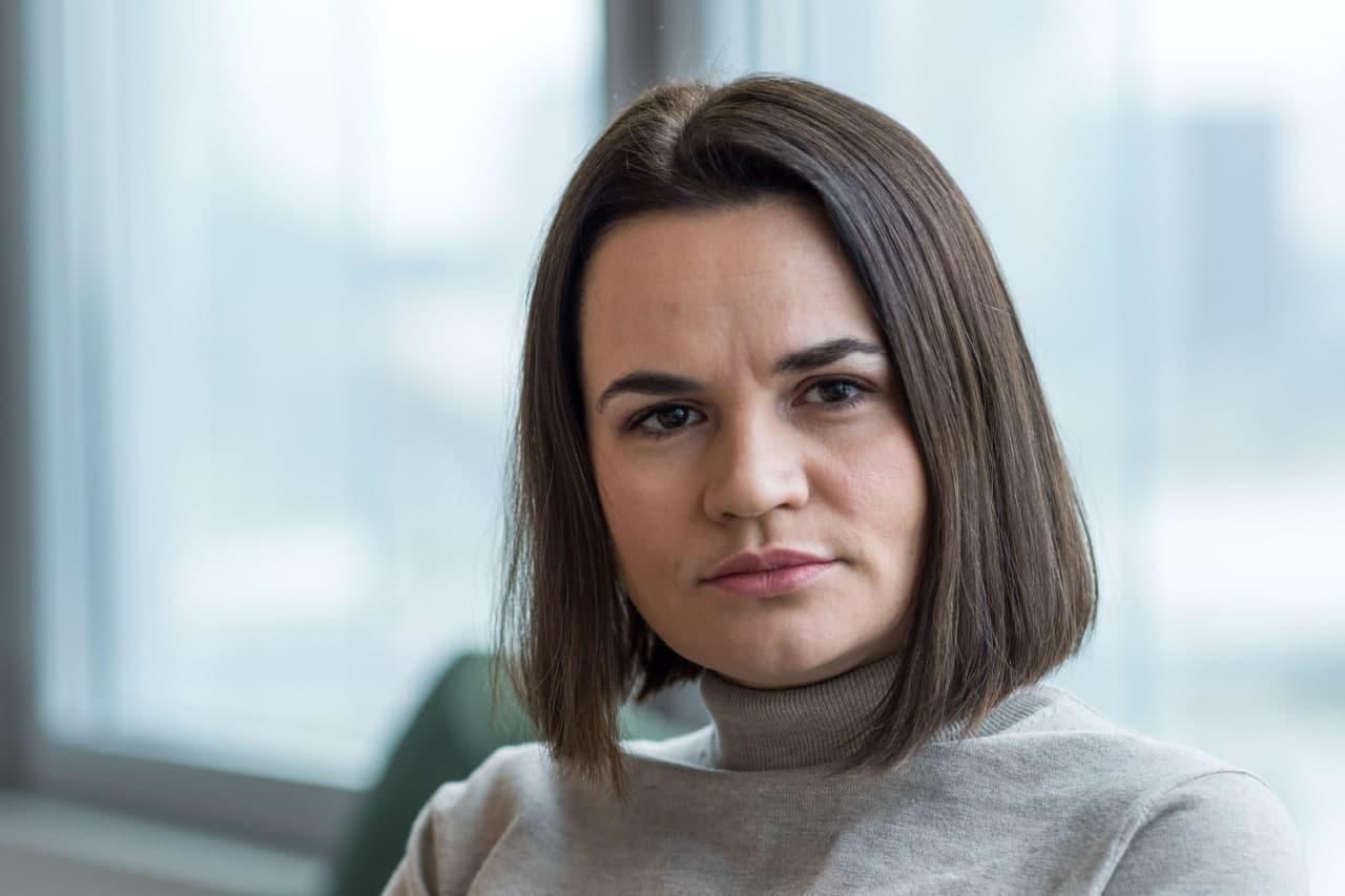 Тихановская призвала белорусов проголосовать за переговоры с Лукашенко