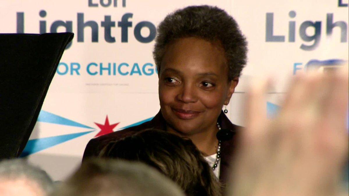Чикаго возглавила открытая лесбиянка и афроамериканка Лори Лайтфут