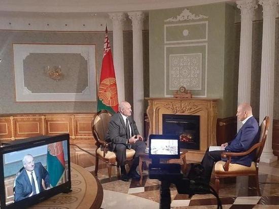 Лукашенко: Мой сын настроен оппозиционно к власти