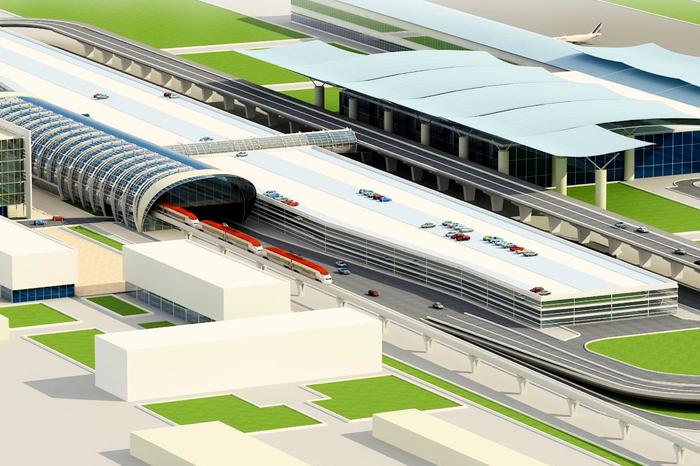Мининфраструктуры усомнилось в целесообразности Воздушного экспресса