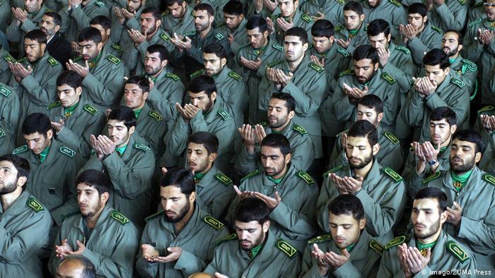 США назвали вооруженные силы Ирана террористической организацией