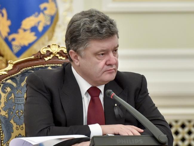 Порошенко предложит Раде пригласить миротворцев ООН