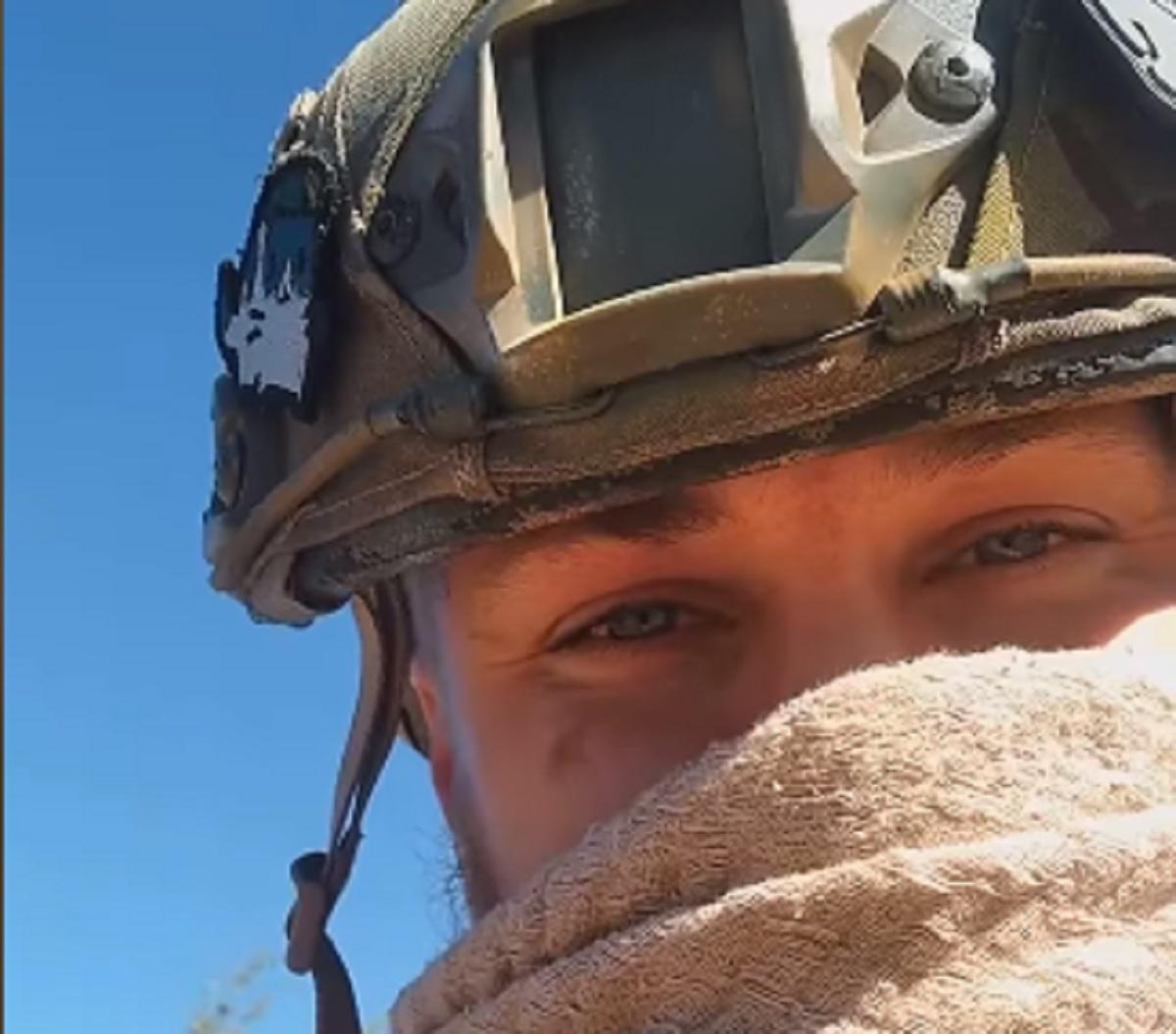 """Надурил, животное? Появилось видео, как украинские военные """"ждут"""" Пушили..."""
