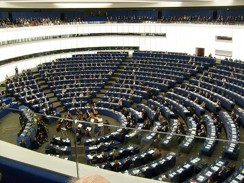 Депутаты Европарламента потребовали приостановить переговоры о вступлени...