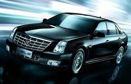 GM подарил Китаю новый седан Cadillac SLS