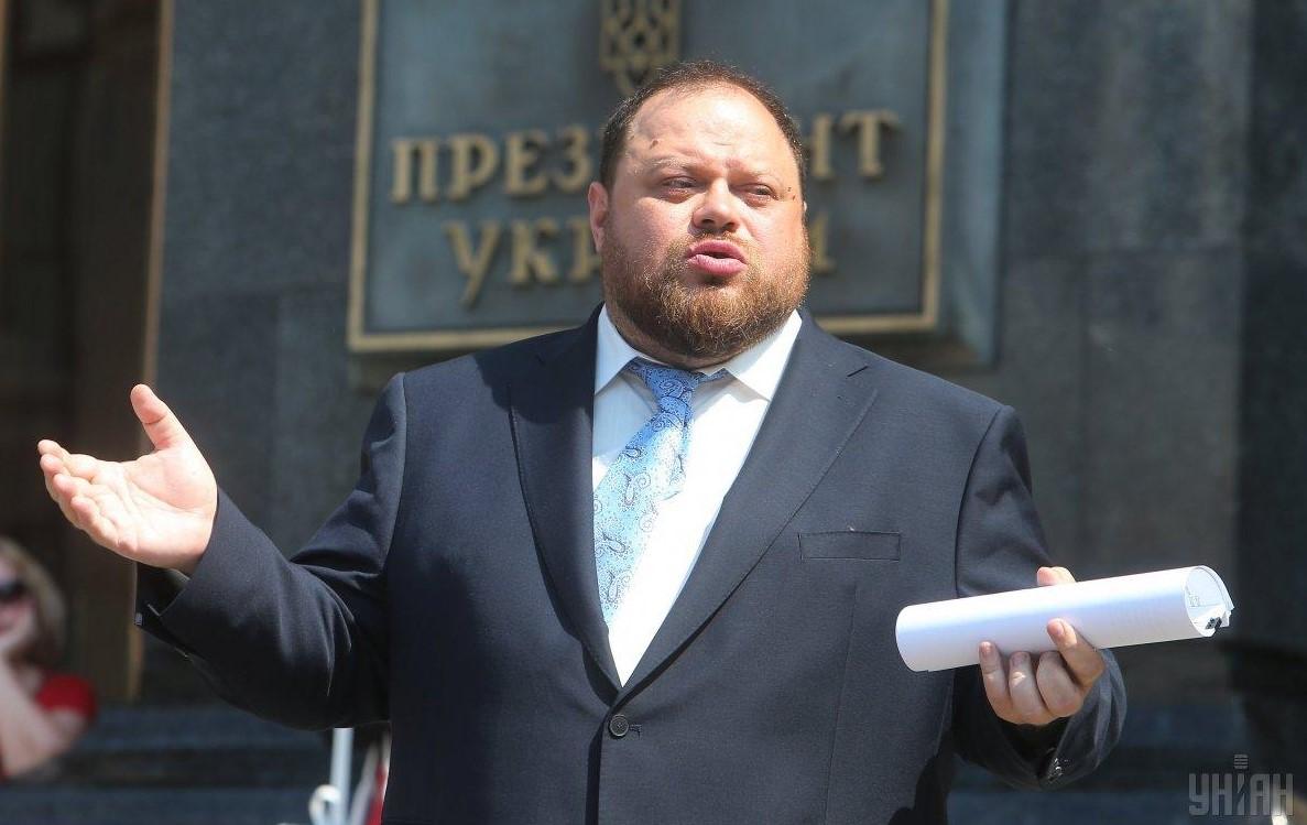 Стефанчук назвал новую стоимость референдума – на 10 млрд грн больше пре...