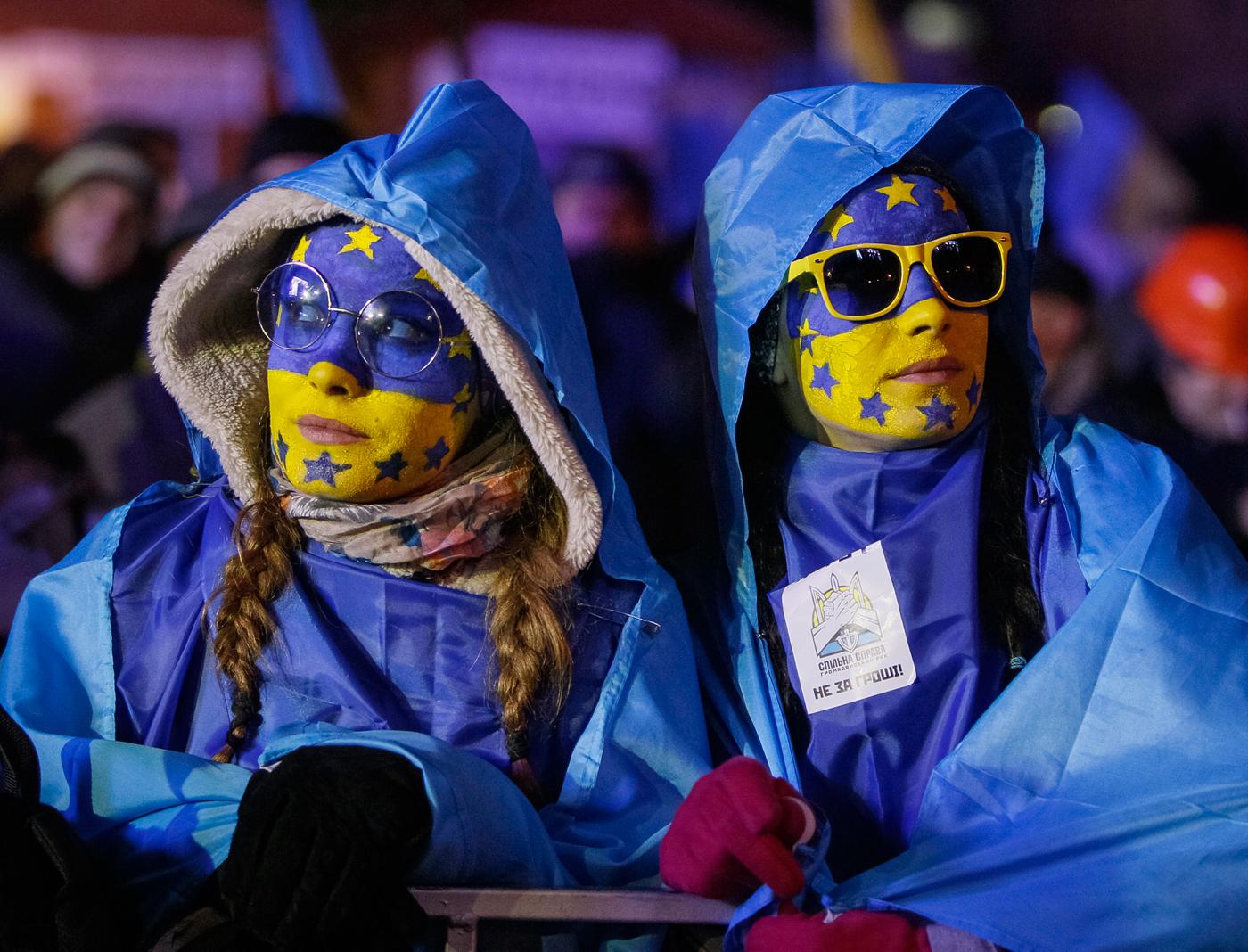 Окно в Европу. Что приблизит Украину к Евросоюзу