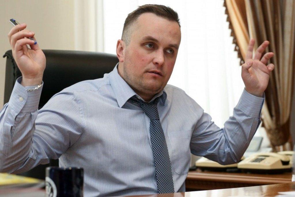 На главу САП Холодницкого открыли дисциплинарное производство из-за декл...