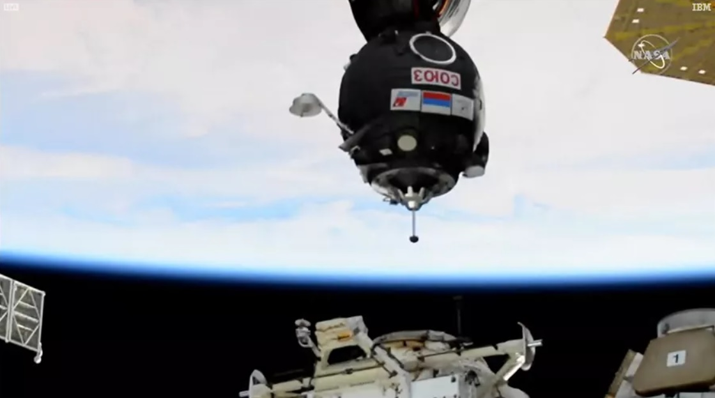 "Срезал путь. Корабль ""Союз"" доставил экипаж на МКС за рекордное время"