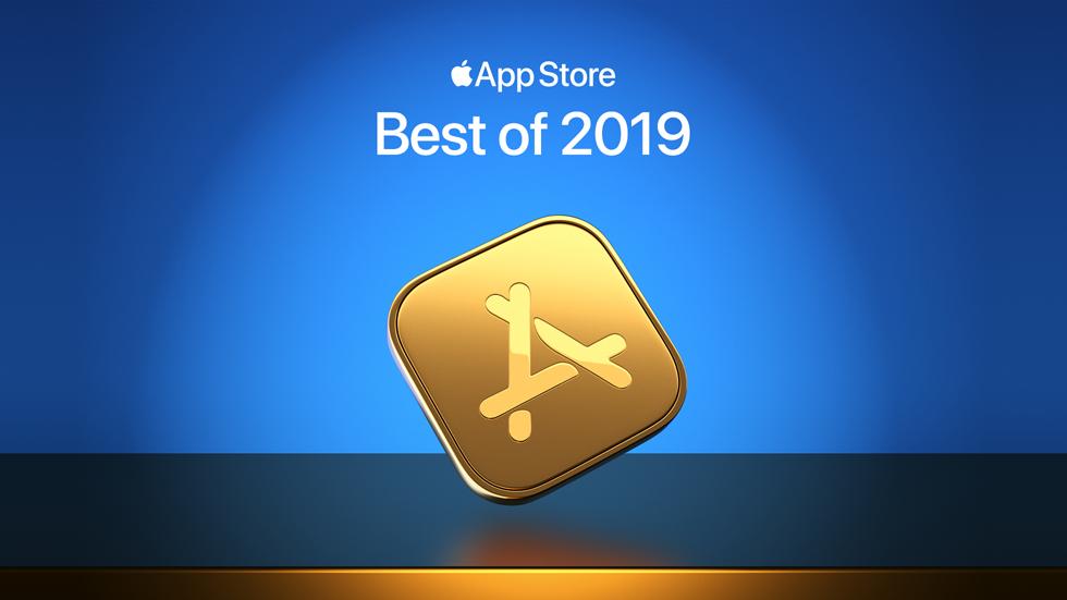 Apple назвали лучшие игры и приложения в App Store в 2019 году