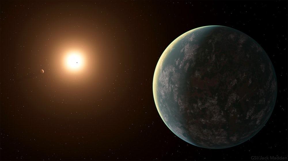 Телескоп TESS нашел по соседству потенциально обитаемую Суперземлю
