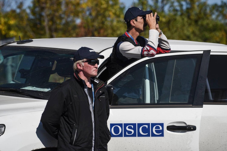 Обстрелы Дебальцево противоречат Минским соглашениям, - ОБСЕ