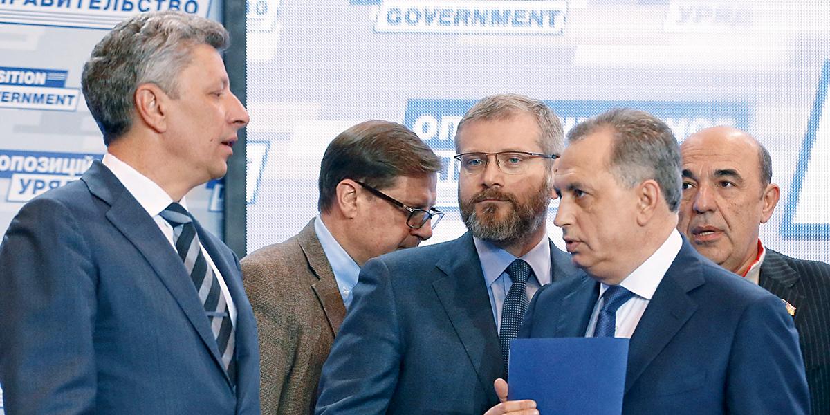 Закрытый конкурс. На кого поставит Кремль на выборах в Украине