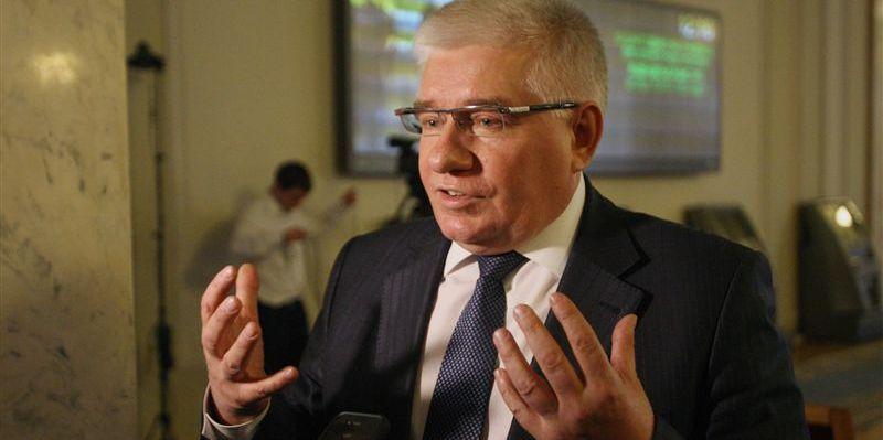 За Чечетова внесли залог в 5 млн грн