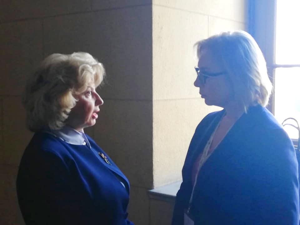 В Москве снова сорвалась встреча омбудсменов Денисовой и Москальковой