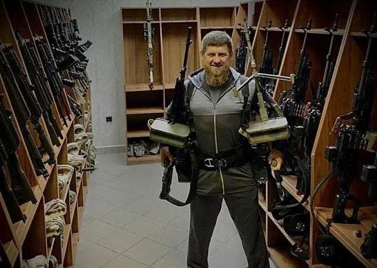 """Кадыров пригласил Помпео в Чечню обсудить, """"кто какие права нарушает"""""""