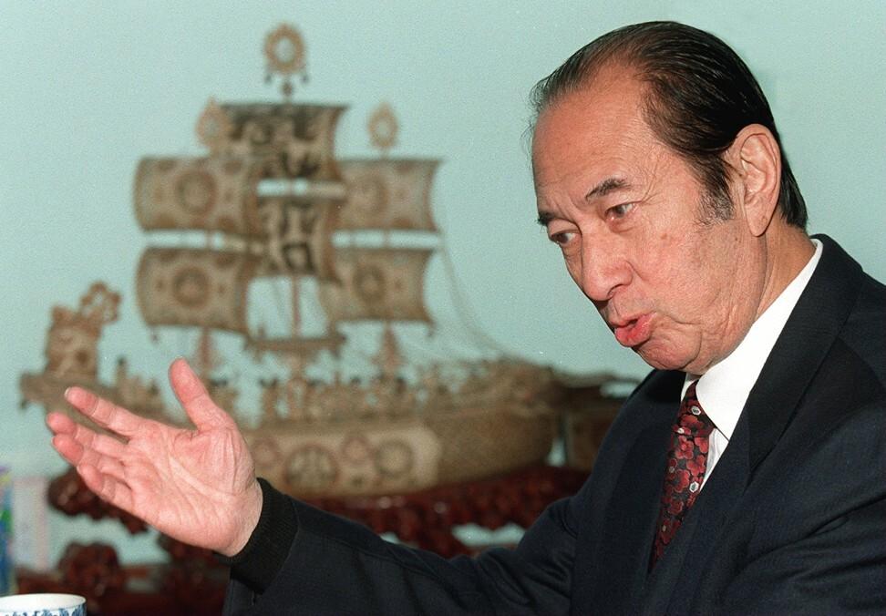 В Китае в 98 лет умер основатель одной из крупнейших в мире сетей казино
