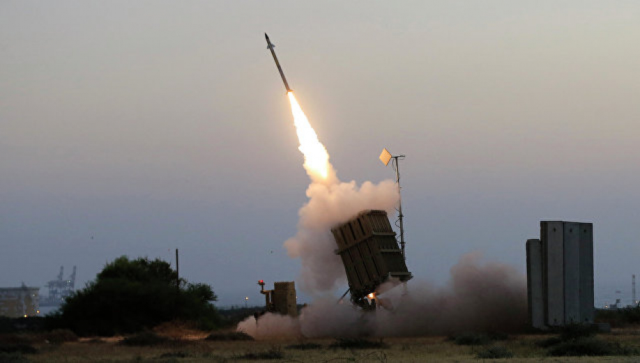 Из сектора Газа по Израилю были выпущены две ракеты, – Армия обороны Изр...