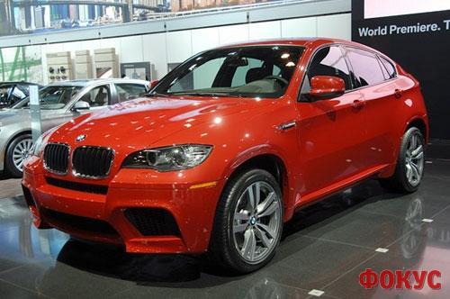 BMW с начала года снизил прибыль в 28 раз