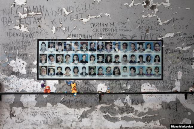 Место самого страшного теракта в истории России хотят сделать памятником