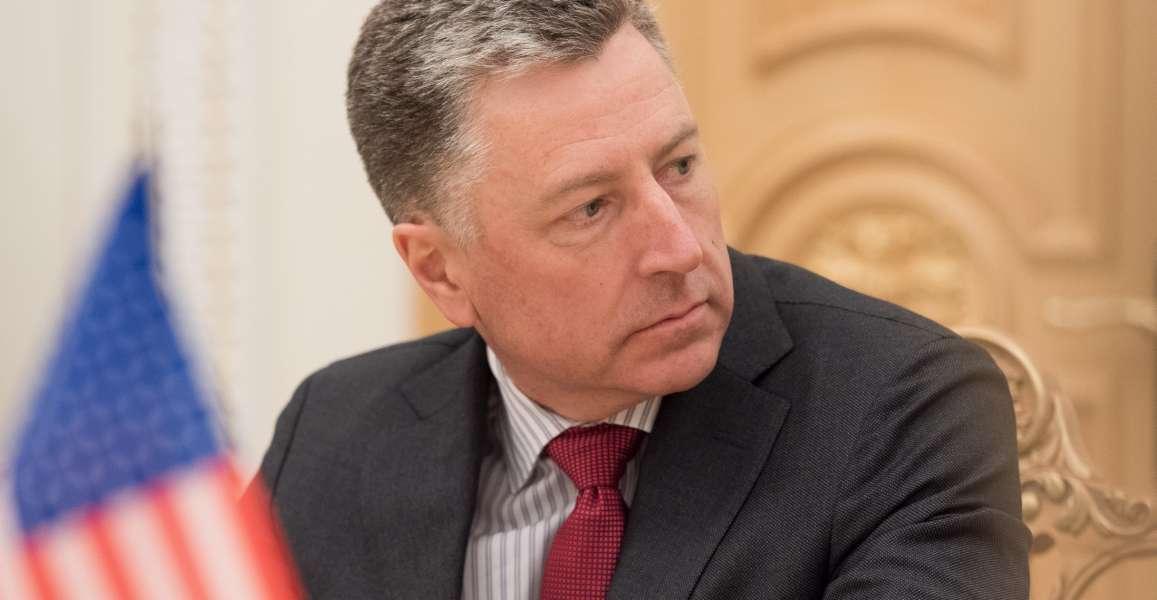 """Волкер обсудил с Сурковым будущую """"нормандскую"""" встречу"""